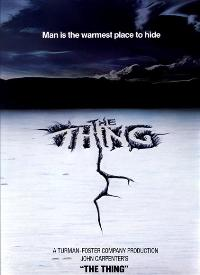 The Thing - 43 x 62 Movie Poster - Bus Shelter Style B