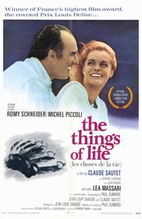 The Things of Life - 11 x 17 Movie Poster - Style A