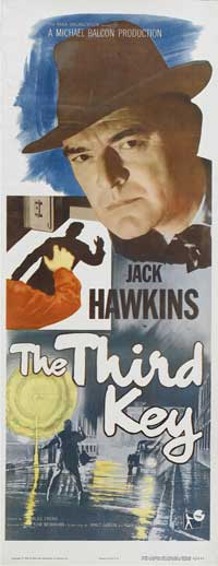 The Third Key - 14 x 36 Movie Poster - Insert Style A