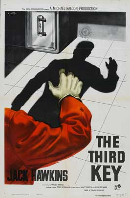 The Third Key - 11 x 17 Movie Poster - Style A