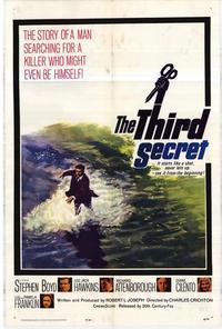Third Secret - 11 x 17 Movie Poster - Style A