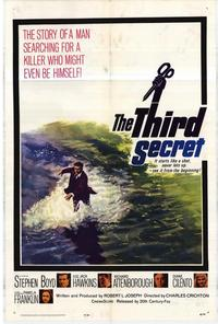 Third Secret - 27 x 40 Movie Poster - Style A