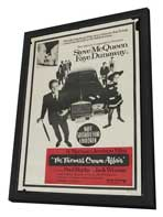 The Thomas Crown Affair - 27 x 40 Movie Poster - Australian Style A - in Deluxe Wood Frame