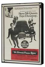 The Thomas Crown Affair - 27 x 40 Movie Poster - Australian Style A - Museum Wrapped Canvas