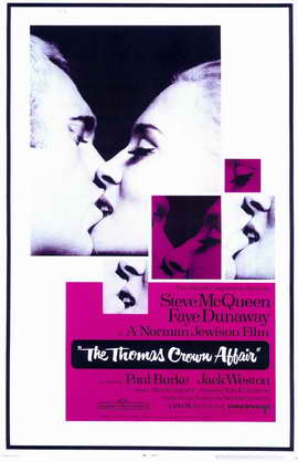 The Thomas Crown Affair - 11 x 17 Movie Poster - Style A