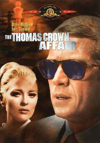 The Thomas Crown Affair - 11 x 17 Movie Poster - Style D