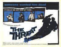Threat - 22 x 28 Movie Poster - Half Sheet Style A