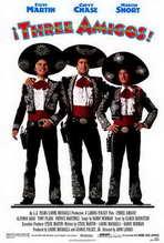 Three Amigos - 27 x 40 Movie Poster - Style A