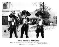 Three Amigos - 8 x 10 B&W Photo #1