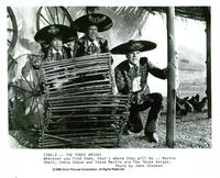 Three Amigos - 8 x 10 B&W Photo #12