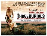 The Three Burials of Melquiades Estrada - 30 x 40 Movie Poster UK - Style A