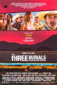 The Three Burials of Melquiades Estrada - 11 x 17 Movie Poster - Style A