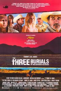 The Three Burials of Melquiades Estrada - 27 x 40 Movie Poster - Style B