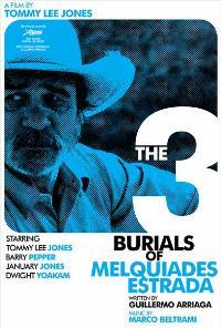 The Three Burials of Melquiades Estrada - 11 x 17 Movie Poster - Style B