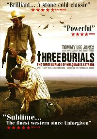 The Three Burials of Melquiades Estrada - 27 x 40 Movie Poster - Style C