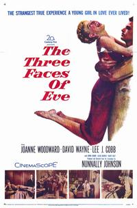 The Three Faces of Eve - 11 x 17 Movie Poster - Style A