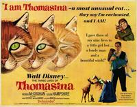 The Three Lives of Thomasina - 11 x 14 Movie Poster - Style A