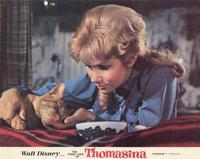 The Three Lives of Thomasina - 11 x 14 Movie Poster - Style F