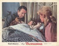 The Three Lives of Thomasina - 11 x 14 Movie Poster - Style C