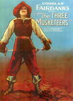 The Three Musketeers - 11 x 17 Movie Poster - Style A