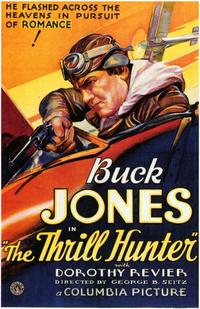 The Thrill Hunter - 11 x 17 Movie Poster - Style A