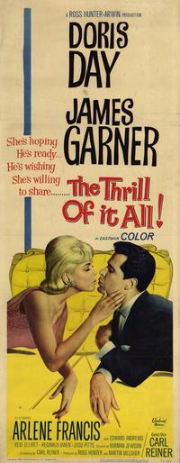The Thrill of It All! - 14 x 36 Movie Poster - Insert Style A