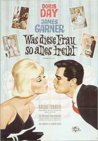 The Thrill of It All! - 11 x 17 Movie Poster - German Style A