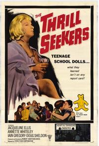 The Thrill Seekers - 11 x 17 Movie Poster - Style A