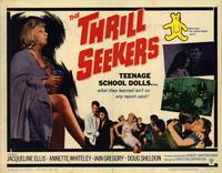 The Thrill Seekers - 11 x 14 Movie Poster - Style A