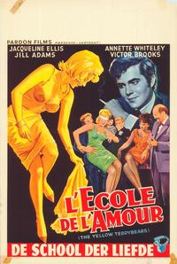 The Thrill Seekers - 11 x 17 Movie Poster - Belgian Style A