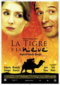 The Tiger and the Snow - 11 x 17 Movie Poster - Italian Style A