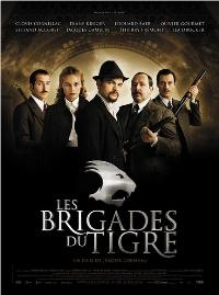 The Tiger Brigades - 11 x 17 Movie Poster - French Style A