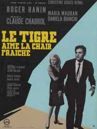 The Tiger Likes Fresh Meat - 11 x 17 Movie Poster - French Style A