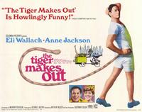 The Tiger Makes Out - 11 x 14 Movie Poster - Style A