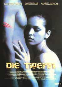 The Tigress - 11 x 17 Movie Poster - German Style A