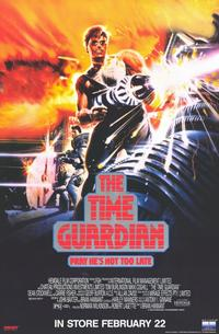The Time Guardian - 11 x 17 Movie Poster - Style A