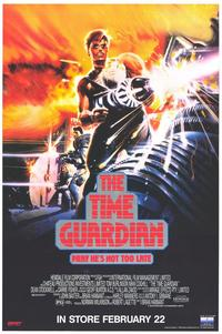 The Time Guardian - 27 x 40 Movie Poster - Style A