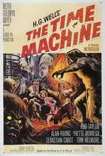 The Time Machine - 27 x 40 Movie Poster - Style A