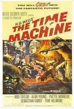 The Time Machine - 27 x 40 Movie Poster - Style D