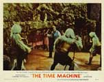 The Time Machine - 11 x 14 Movie Poster - Style F
