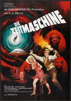 The Time Machine - 27 x 40 Movie Poster - German Style B