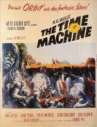 The Time Machine - 27 x 40 Movie Poster - Style B
