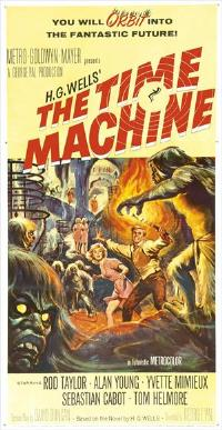 The Time Machine - 11 x 17 Movie Poster - Style D