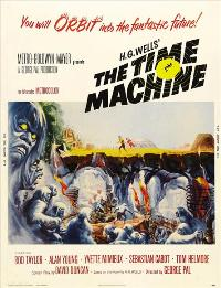 The Time Machine - 11 x 17 Movie Poster - Style E