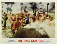 The Time Machine - 11 x 14 Movie Poster - Style C