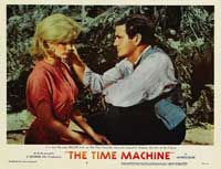 The Time Machine - 11 x 14 Movie Poster - Style D