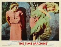 The Time Machine - 11 x 14 Movie Poster - Style E