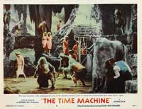 The Time Machine - 11 x 14 Movie Poster - Style I