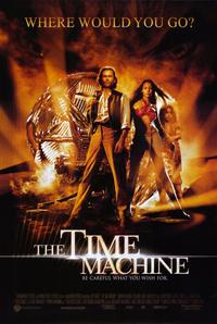The Time Machine - 11 x 17 Movie Poster - Style A