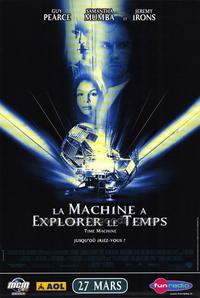 The Time Machine - 30 x 40 Movie Poster - French Style A